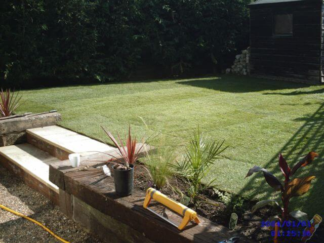Grass Turf and Soil in Medway Kent